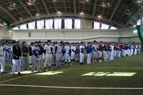 鴨川市春季市民野球大会